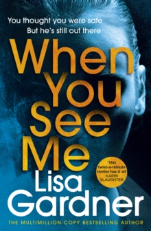 When You See Me : the top 10 bestselling thriller, Hardback Book