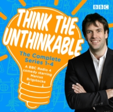 Think the Unthinkable: The Complete Series 1-4, eAudiobook MP3 eaudioBook