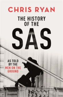 The History of the SAS, Hardback Book
