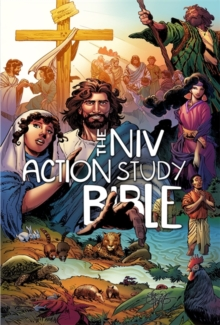 NIV Action Study Bible, Hardback Book