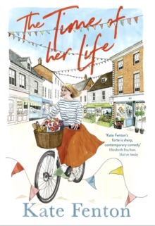 The Time of Her Life : the perfect spring escape, Hardback Book