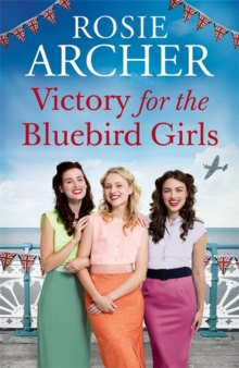 Victory for the Bluebird Girls, Hardback Book