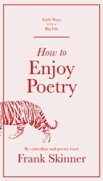 How to Enjoy Poetry, Hardback Book
