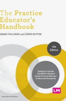 The Practice Educator's Handbook, Hardback Book