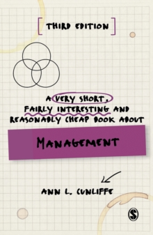 A Very Short, Fairly Interesting and Reasonably Cheap Book about Management, EPUB eBook