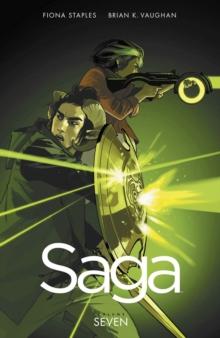 Saga Volume 7, Paperback / softback Book