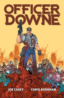 Officer Downe, Paperback Book