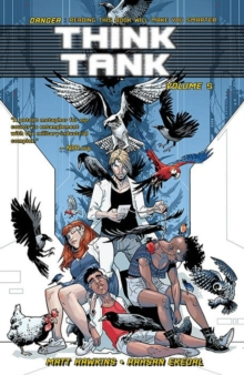 Think Tank Volume 5: Animal, Paperback / softback Book