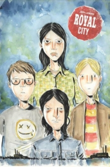 Royal City Volume 2: Sonic Youth, Paperback / softback Book