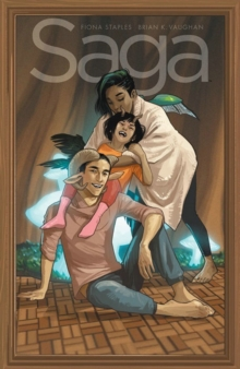 Saga Volume 9, Paperback / softback Book