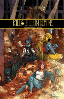 Kill 6 Billion Demons Book 3, Paperback / softback Book