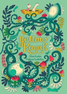 Yellow Kayak, Hardback Book
