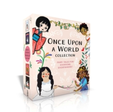 Once Upon a World Collection : Snow White; Cinderella; Rapunzel; The Princess and the Pea, Board book Book