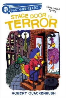 Stage Door to Terror : A Miss Mallard Mystery, EPUB eBook