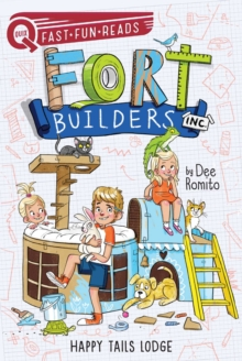 Happy Tails Lodge : Fort Builders Inc. 2, EPUB eBook