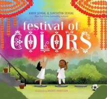 Festival of Colors, Board book Book