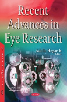 Recent Advances in Eye Research, Paperback / softback Book