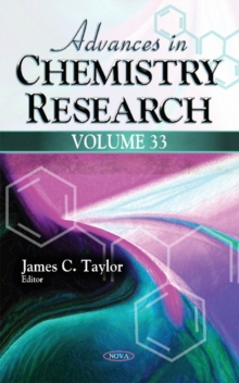 Advances in Chemistry Research : Volume 33, Hardback Book