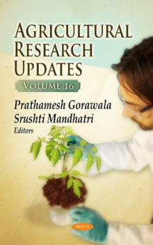 Agricultural Research Updates : Volume 16, Hardback Book