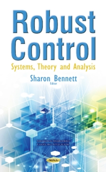 Robust Control : Systems Theory & Analysis, Hardback Book