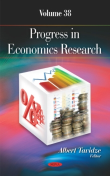 Progress in Economics Research : Volume 38, Hardback Book