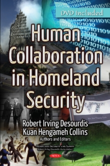 Human Collaboration in Homeland Security, Hardback Book