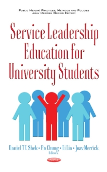 Service Leadership Education for University Students, Hardback Book