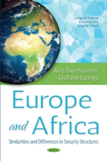 Europe & Africa : Similarities & Differences in Security Structures, Paperback / softback Book