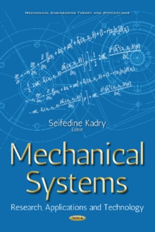 Mechanical Systems : Research, Applications & Technology, Hardback Book