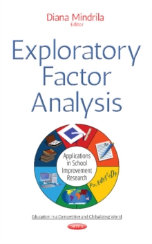 Exploratory Factor Analysis : Applications in School Improvement Research, Paperback / softback Book