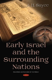 Early Israel and the Surrounding Nations, Hardback Book