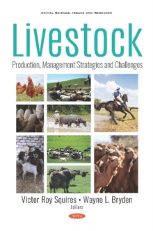 Livestock : Production, Management Strategies and Challenges, Hardback Book