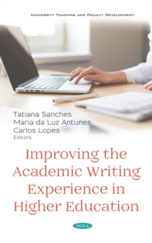 Improving the Academic Writing Experience in Higher Education, PDF eBook