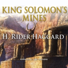 King Solomon's Mines, eAudiobook MP3 eaudioBook