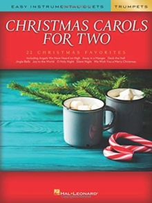 Christmas Carols For Two Trumpets, Paperback / softback Book