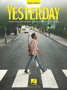 YESTERDAY EASY PIANO, Paperback Book