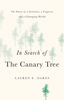 In Search of the Canary Tree : The Story of a Scientist, a Cypress, and a Changing World, Hardback Book