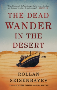 The Dead Wander in the Desert, Paperback / softback Book
