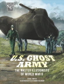 US GHOST ARMY, Paperback Book