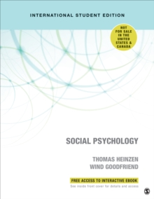 Social Psychology, Mixed media product Book
