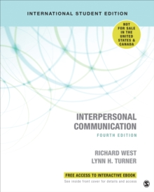 Interpersonal Communication - International Student Edition, Mixed media product Book