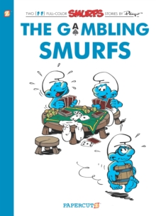 The Smurfs #25 : The Gambling Smurfs, Paperback / softback Book