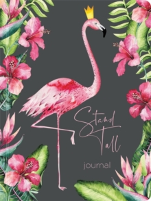 Stand Tall Textured Paperback Journal, Paperback / softback Book