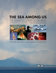 Sea Among Us : The Strait of Georgia, Hardback Book