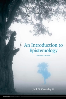 An Introduction to Epistemology, Paperback / softback Book