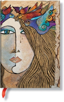 Soul and Tears Mini : Lined, Notebook / blank book Book