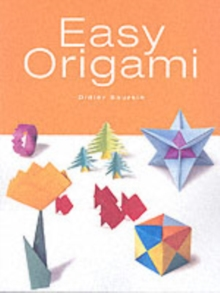 Easy Origami, Paperback Book