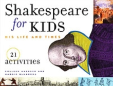 Shakespeare for Kids, Paperback Book