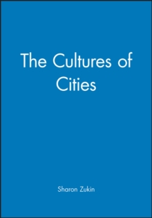 The Cultures of Cities, Paperback Book