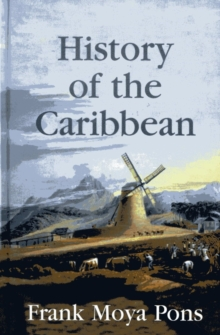History of the Caribbean, Paperback / softback Book